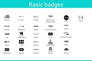 What are Shopify Trust Badges