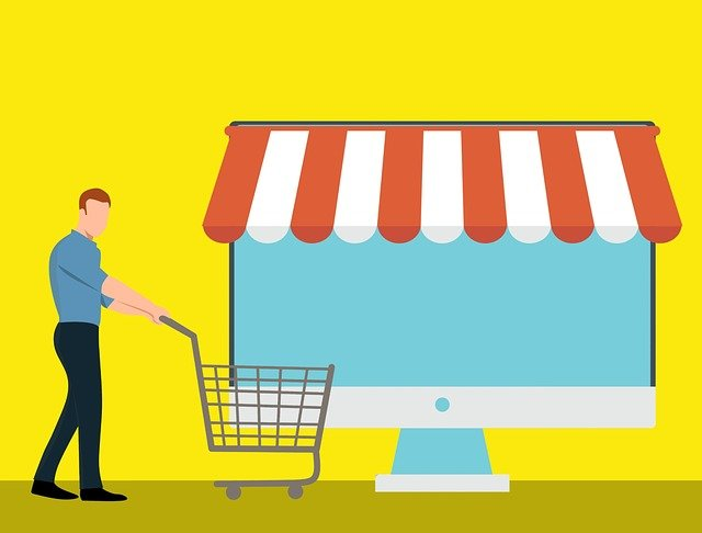 How to set up an online shop uk