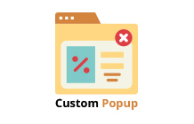 Custom Popup