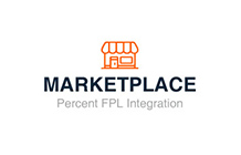 Marketplace Percent FPL Integration