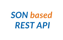 SON based REST API