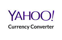 Yahoo Currency Converter