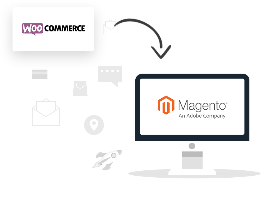 wooCommerce-to-magento-migration